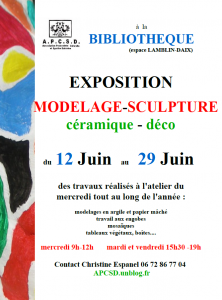 exposition modelage