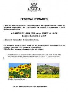 Festival d'images